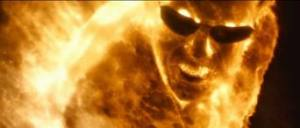 Agent Smith Fire