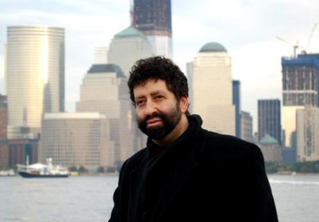 Jonathan Cahn NYC
